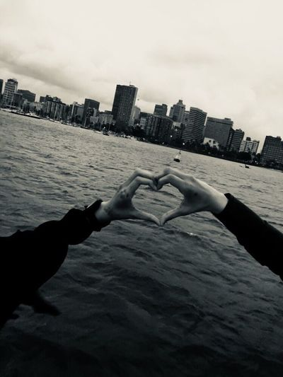 heart thee ocean💕 Sisters ❤ Heart Thee Ocean EyeEm Best Shots EyeEmNewHere Sea And Sky Beauty In God's Creation Niqabist❤️ Hijabbeauty Hijabi Hijabster Niqabi Beauty In Nature EyeEm Nature Lover EyeEm Gallery EyeEm Selects EyeEm EyeEmBestPics Eyemphotography EyeEm Best Shots - Black + White Water City Architecture Skyscraper Sky Building Exterior Outdoors Urban Skyline Cityscape