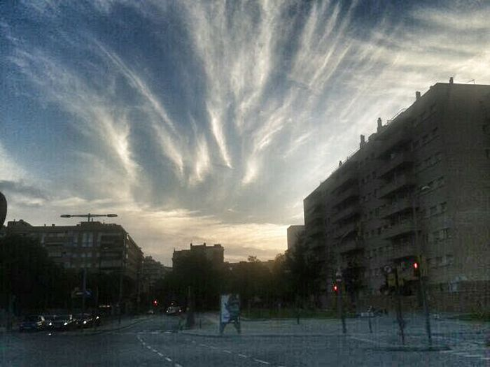 my skyline.. Eyem Best Shots BCNfoto Bcnsky Summersgrafias