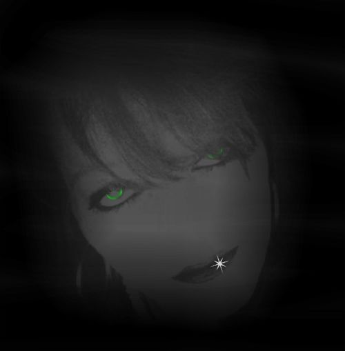 Dark Green Eyes
