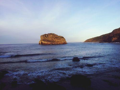 isla Nature Ocean Landscape Relaxing