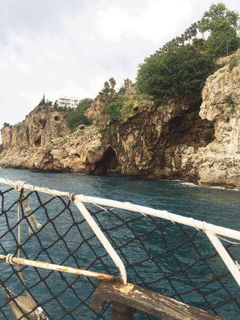 Antalya Turkey View Trip Sea