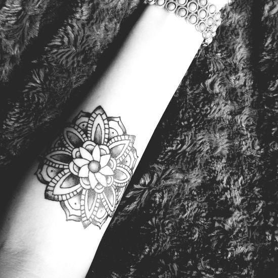 Tatoo Mandala ✌