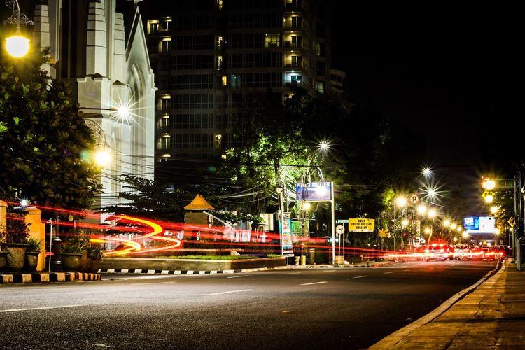 Night at Bandung