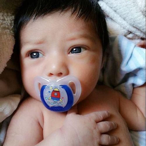 Danieljr Babyboy BlueEyes