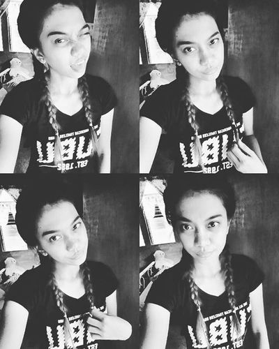 If you dont do stupid things while your young,you'll have nothing to smile about when your old☺ Blackandwhite Crazyandweird