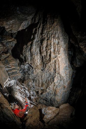 Cave Jubilejna - Borinka Karst Nature Rock Underground Adventure Beauty In Nature Cave Cavern Extreme Sports Karst Limestone Nature Outdoors Rock - Object Rock Climbing Speleo Speleologia Speleology