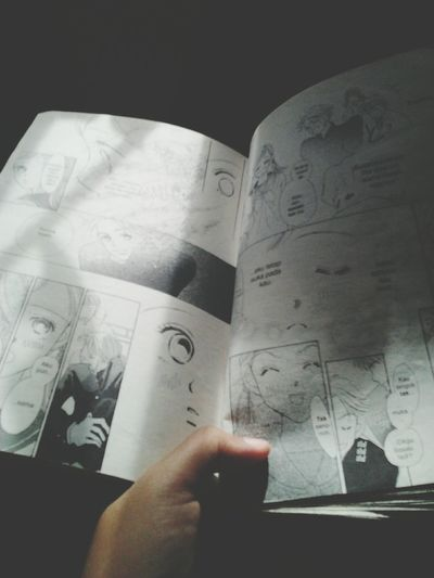Manga. Otaku