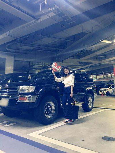 👧 × 🚘 Bigbang Car GoodTimes Happy Day
