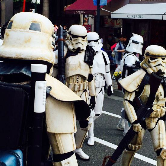 Star Wars in Kobe Starwars Star Wars Street Streetphotography Street Photography Costume