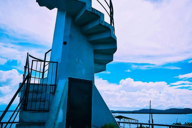 Lighthouse Lighthouse Thedavidfotografia No People Scenics Filipino Landscape Photography EyeEmNewHere Photographers On EyeEm Travel Destinations Fppf The Week On EyeEm Water Nature Day Travel Photography Tanay, Rizal Parola Cloud - Sky Provinceofrizal Rural Scene EyeEm Selects Eyeemvision Dramatic Sky Horizon Over Water Philippines