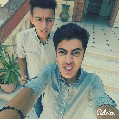 Frist Pic With My newphonewithmybestfriend @belieberyousef