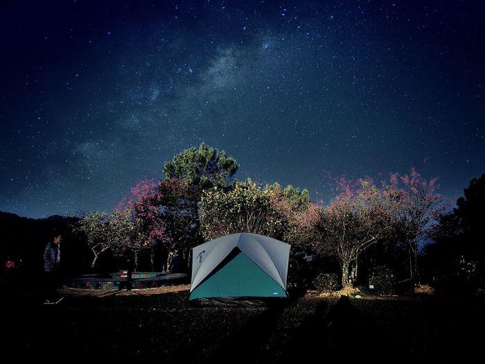 Miles Away Night Mountain Beauty In Nature Thailand DoiAngKhang,Fang,ChiangMai Chiang Mai   Thailand