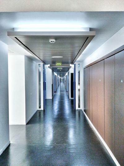 Corridor Door