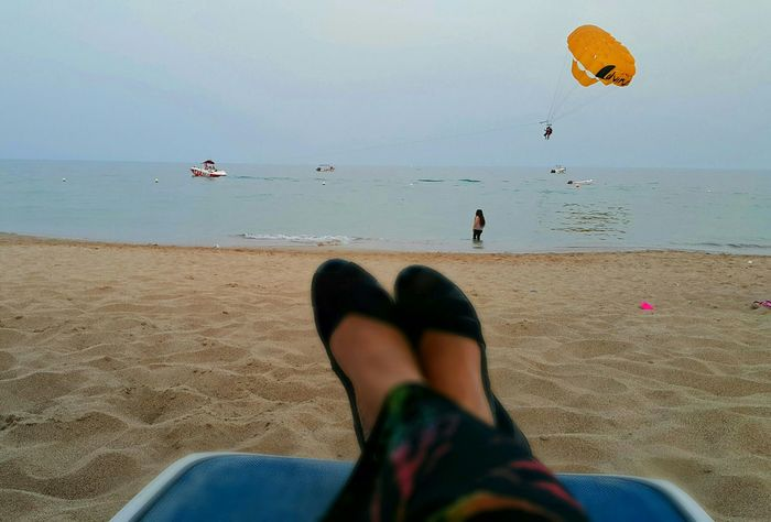 Enjoying my alone time at Fujairah Rotana Resort From My Point Of View Enjoying The View Life Is A Beach Beautiful Day Vacation Time Hello World