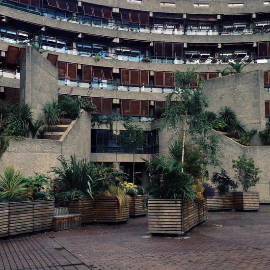 Barbican EyeEm Best Shots - Architecture Eye4photography  EyeEm Best Shots