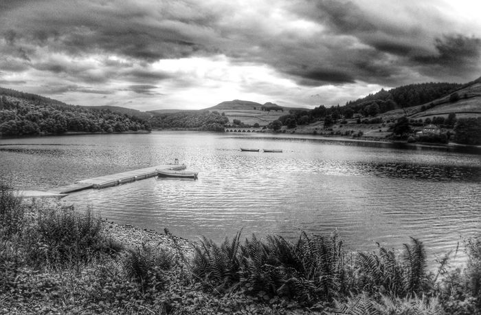 Moody sky Hdr_Collection Landscape_Collection Water_collection Bw_collection