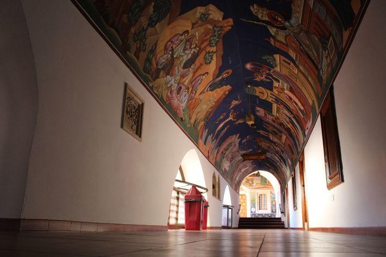 Cyprus Monastery Kykkos Nofilter Religious architecture. Very beautiful!