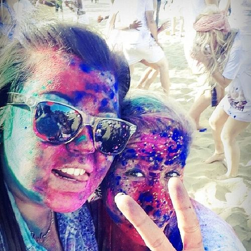 ColourFestival Party Fun Photobomb