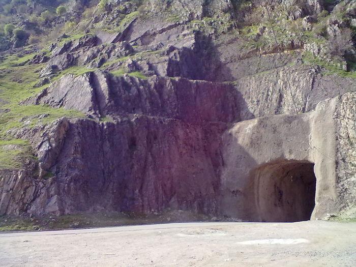 Tunnel through