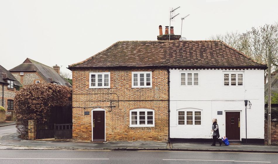Marlow Seeing The Sights FUJIFILM X-T1 Village Village Life Small Town Old House