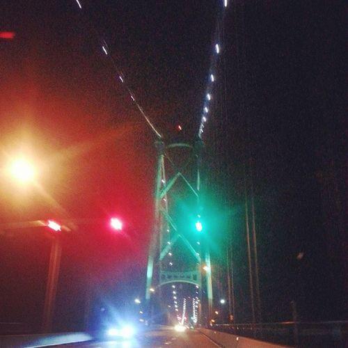 So long Vancouver, hardly knew ya. Flared