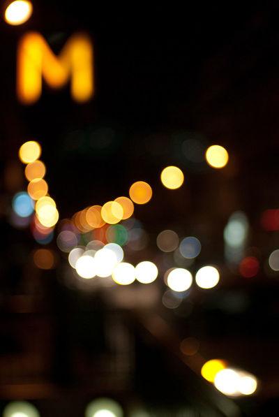 Capital Cities  City City Life France Glowing Illuminated Lifestyles Metro Metro Sign Metro Station Night Night Life Outdoors Paris By Night Paris Je T Aime Paris Lights Paris ❤ Public Transportation Street Subway Subway Metro Paris Subway Sign Transport Transportation
