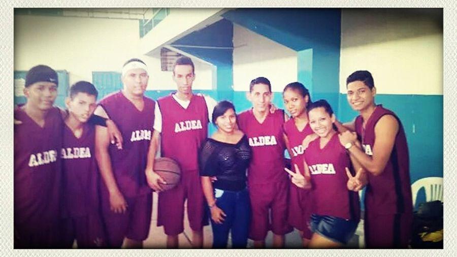 Basket @Aldea