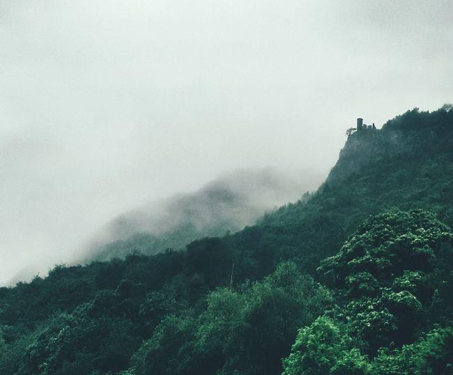 Overseer... Landscape Hillside My Scotland Scotland Mist