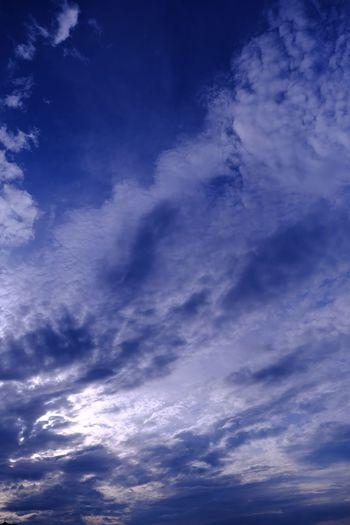 Сosmic sky