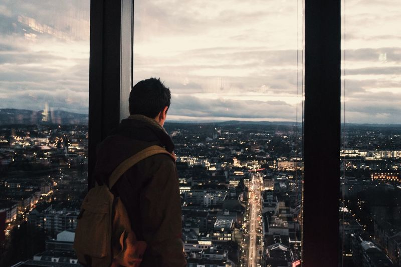 Seeing The Sights City Urbanphotography Urban Downtown Tower Cityscape City View  Showcase: November Night Lights Taking Photos VSCO EyeEm Best Shots Urban Landscape Urban Geometry Street Lights Nightphotography People Clouds Clouds And Sky View Architecture Cities At Night