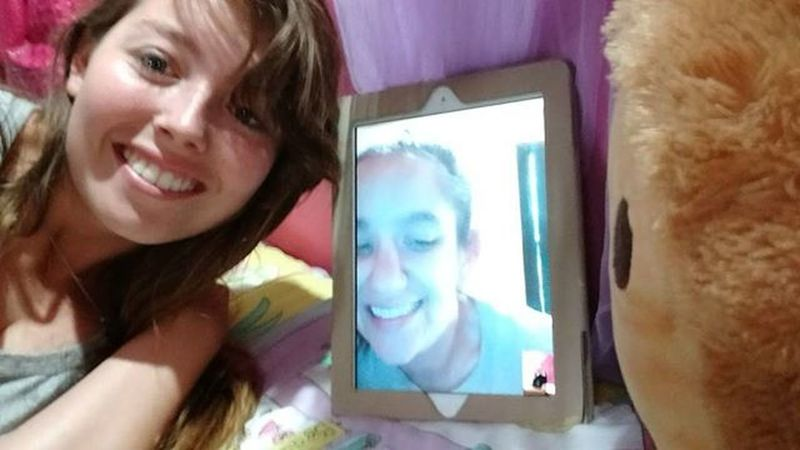 @kelsey.caligirl21 Selfie Cute Followher  Love Smile Wish Skype Sisters Instagood Igers FollowUS Clickfor5kfollows Clickfor500gains