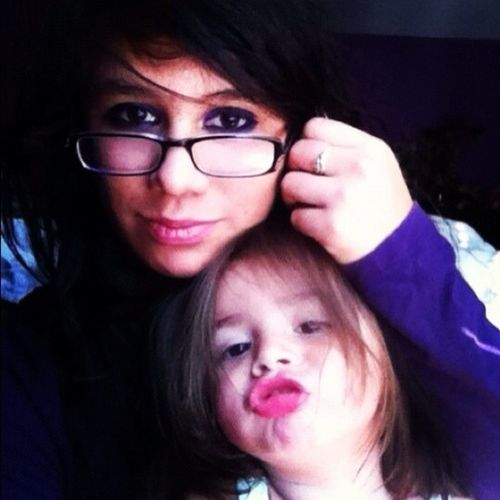 Me Nd My Lil Sis