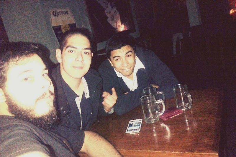 Vscocam Beard Life Nightlife Beertime I ❤ Beer Portrait Friends