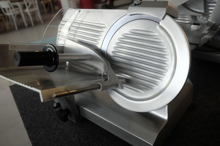Isolated Market New Slicer Empty Equipment Professional Slicing Stainless