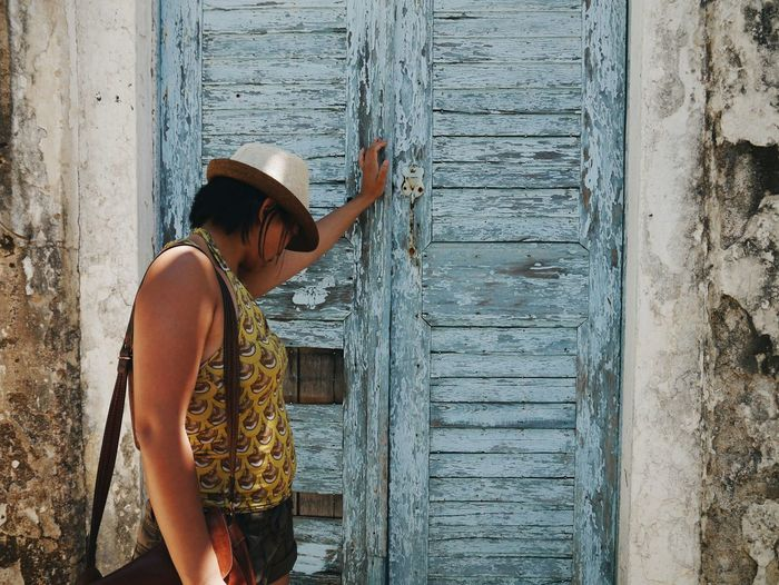 Greece Summer Holidays Faces Of Summer Old Door- to hot to Strike A Pose! Pastel Power The Portraitist - 2016 EyeEm Awards People And Places Inner Power