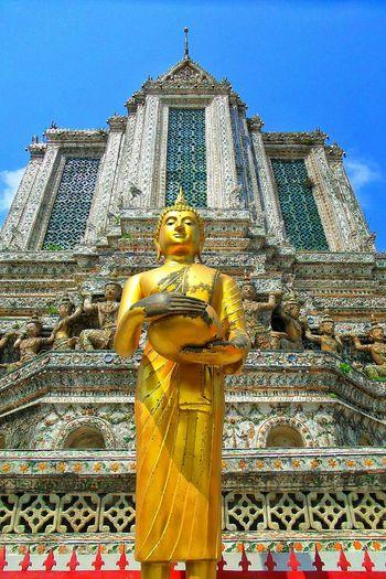At bangkok Travelling Bangkok Vacation Hello World Traditional Asian Culture