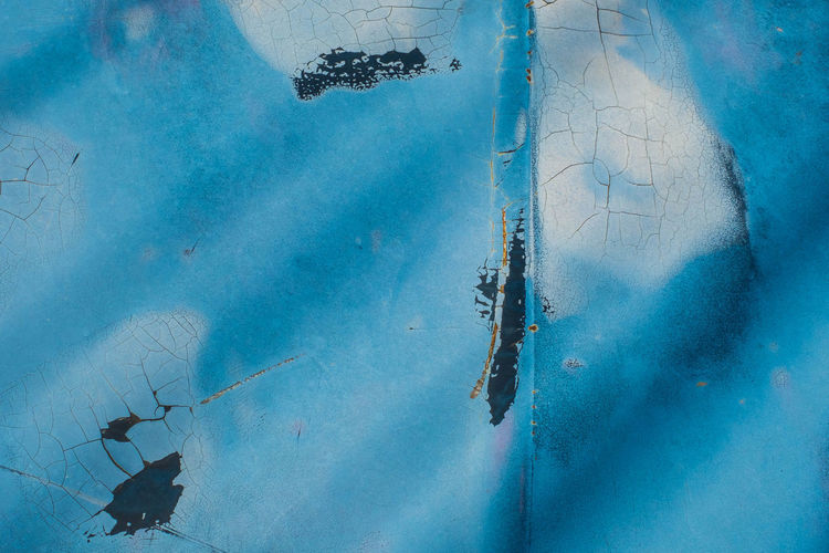 abstract blue rusty texture background Colors Abstract Aerial View Background Black Blue Close-up Day Grunge High Angle View Mode Of Transportation Nature Nautical Vessel Outdoors People Rusty Rusty Metal Sport Surface Texture Transportation Water White Winter
