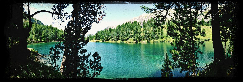 Lake Nature Water Mountains