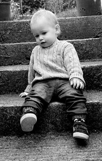 My Beautiful Grandson Taking Photos Black And White My Life ❤ Gonna Knock 'em Dead