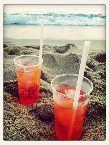 Aperitivo On The Beach