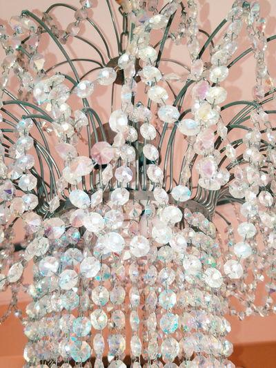 No People Indoors  Close-up Backgrounds Diamonds Chandelier Diamond Chandelier