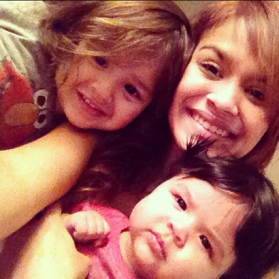 The ones I live for ❤ MyDaughters