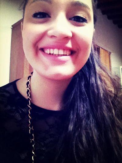 Il sorriso non lo perder mai qualunque cosa ti accada.