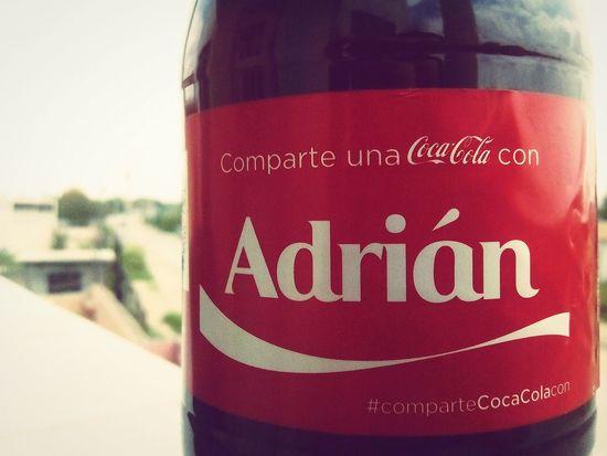 lo mejor del mundo es compartir... Compartecocacolacon Cocacola Coca Cola