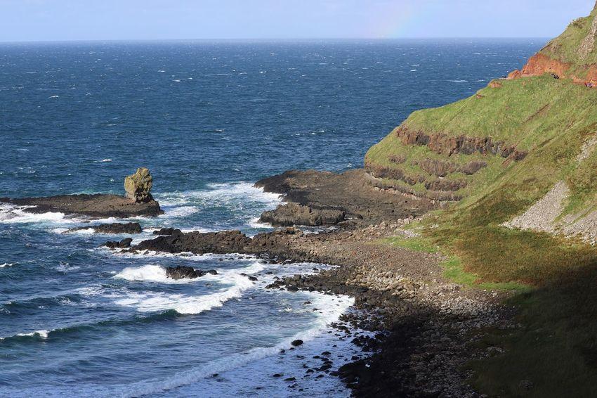 Sea Water Beauty In Nature Scenics - Nature Horizon Over Water Horizon Beach Land Rock - Object Sky Rock