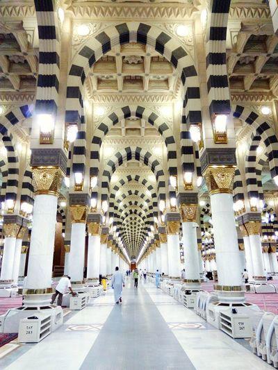 المدينة المنورة 💝 Greatness Mypic Masjd Madenah Masjd Of Meessenger Islamic Art Heritage Beauty First Eyeem Photo