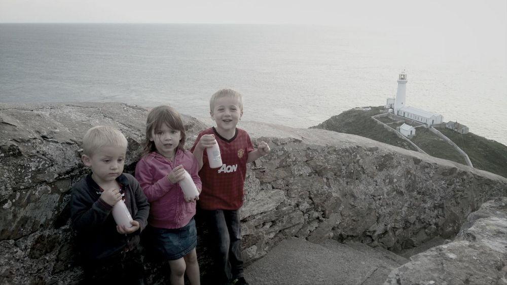 South Stack Family Walks Lighthouse Hidden Gems