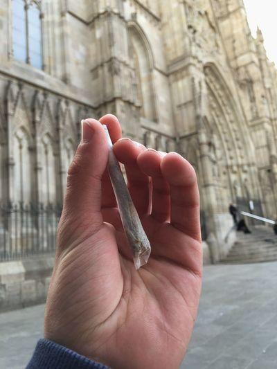 Parck Barcelona Life Weed Joint Smoke Weed