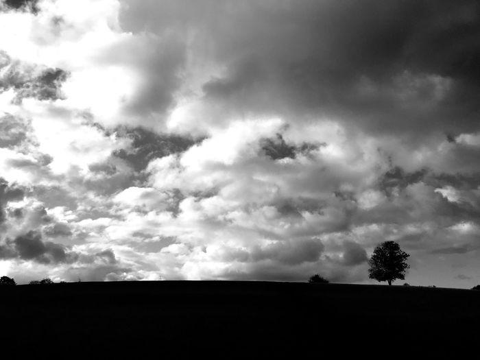 Hill Dark Sky