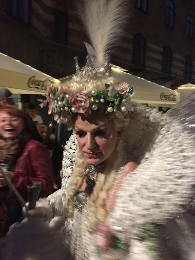 Denmark Copenhagen Pride Gadefesten Streetparty Streetphotography Iphone6 Festival Carnival Drag Party